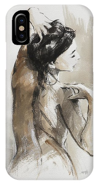Elegant iPhone Case - Expression by Steve Henderson