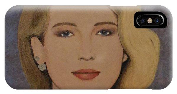 Exquisite - Jennifer Lawrence IPhone Case