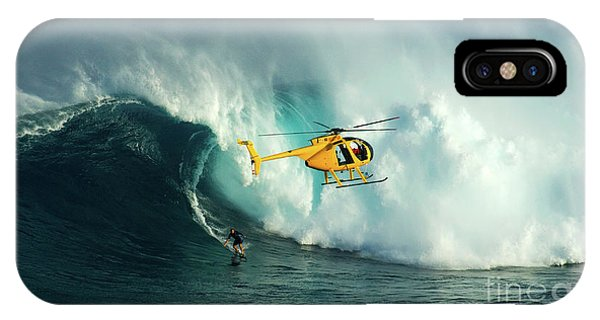 Extreme Surfing Hawaii 6 IPhone Case