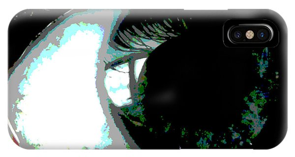 Eye Formation IPhone Case