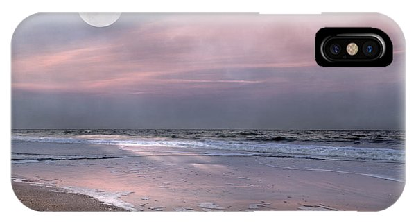 Oceanfront iPhone Case - Eye Of The Beholder  by Betsy Knapp