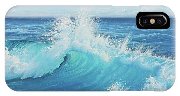 Eye Of The Ocean IPhone Case