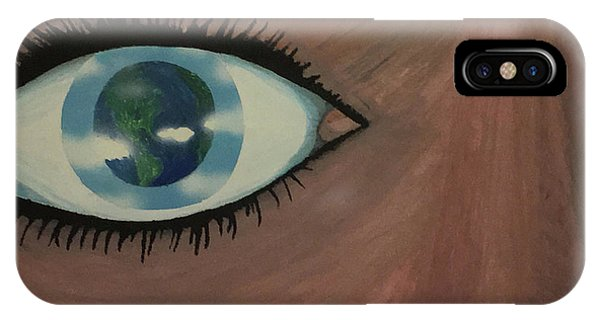 Eye Of The World IPhone Case