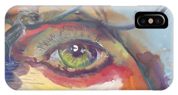 Eye See A Bird IPhone Case