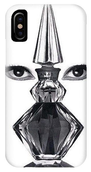 IPhone Case featuring the digital art Eye See You by ReInVintaged