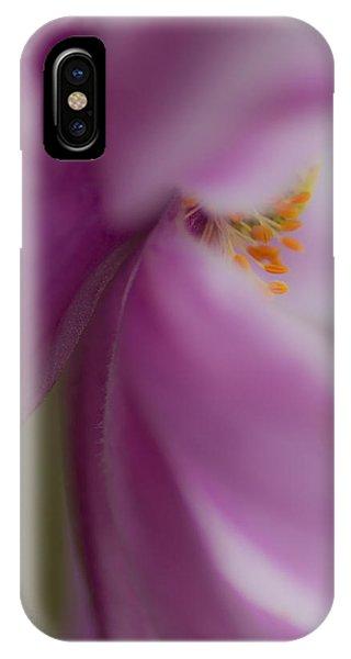 Eyelashes IPhone Case