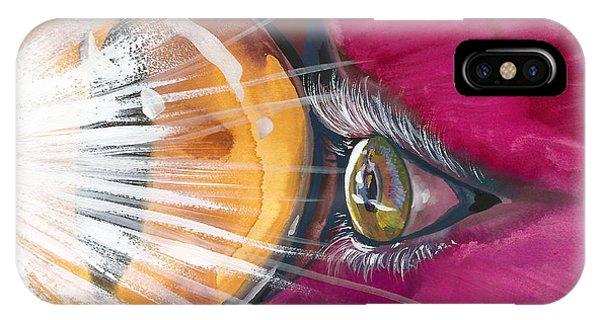 Eyelights IPhone Case