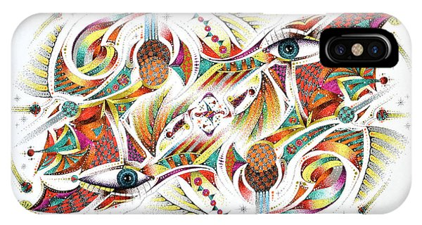 Eyepsych IPhone Case