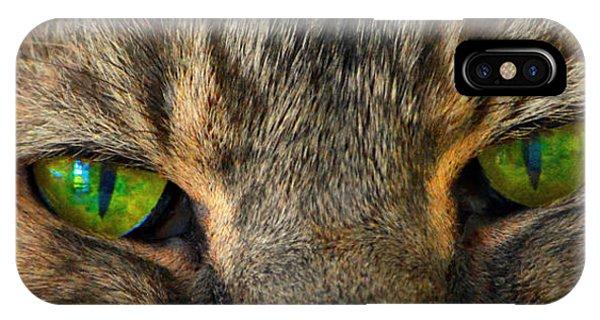 Eyes 1a IPhone Case