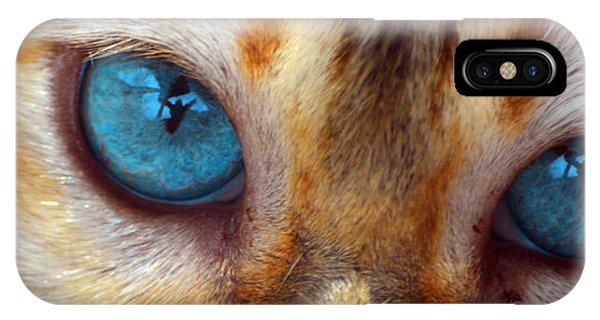 Eyes 1b IPhone Case