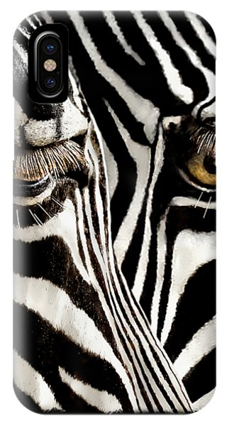 Eyes And Stripes Forever IPhone Case