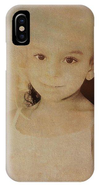 Innocent Eyes IPhone Case