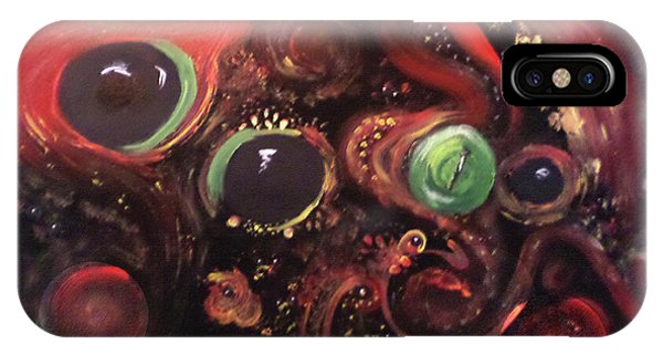 iPhone Case - Eyes Of The Universe # 5 by Michelle Audas