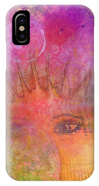 Eyes To The Soul IPhone Case