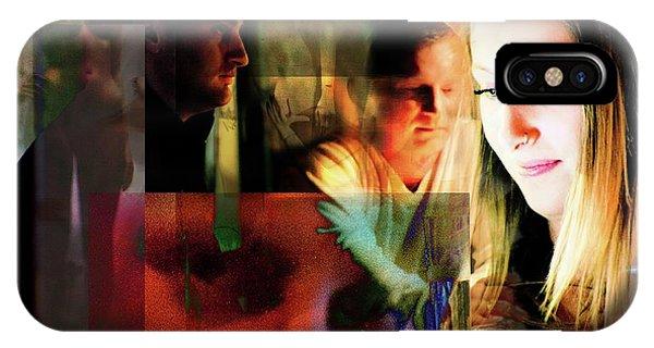 Eyes Wide Shut - Stanley Kubrick's Movie Interpretation IPhone Case