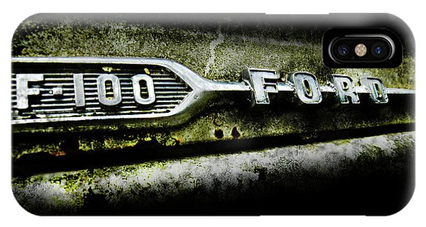 F-100 Ford IPhone Case