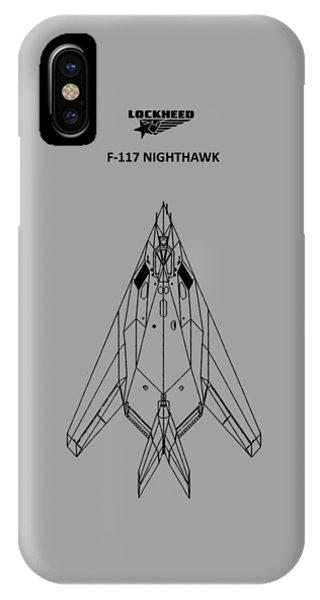 F-117 Nighthawk IPhone Case