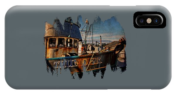 F/v Thunder IPhone Case