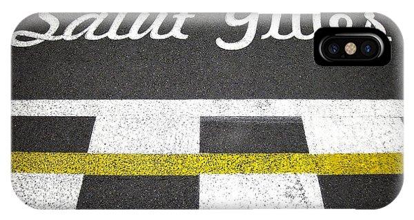 F1 Circuit Gilles Villeneuve - Montreal IPhone Case