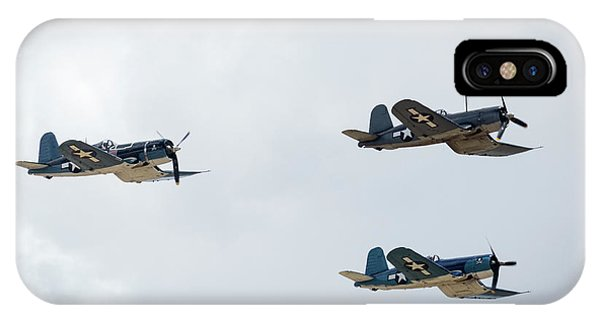 F4u Corsair Phone Case by Brian Knott Photography