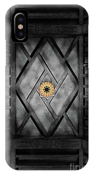 Fabulous Fox Theater Atlanta Ceiling Detail IPhone Case