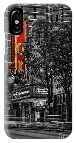 Fabulous Fox Theater IPhone Case