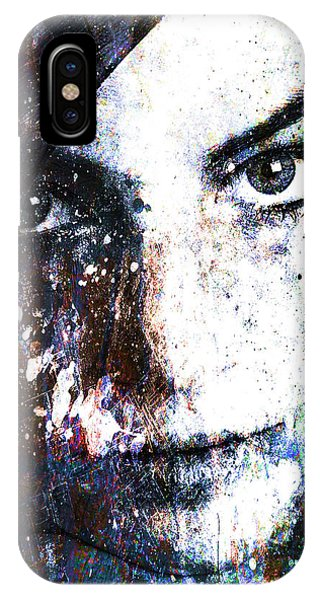 Face In A Dream IPhone Case