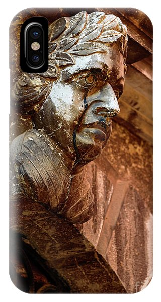 Face In The Streets - Rovinj, Croatia IPhone Case