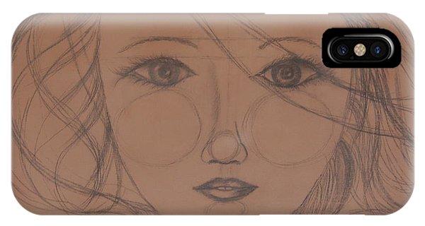 Face Study IPhone Case