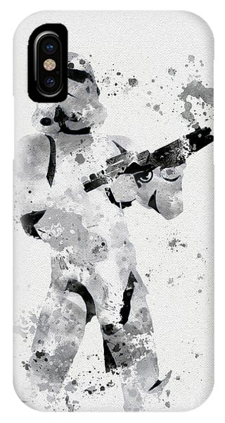 Film iPhone Case - Faceless Enforcer by My Inspiration