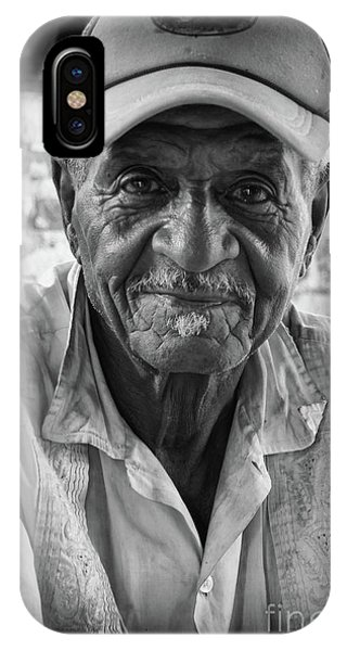 Faces Of Cuba The Gentleman IPhone Case