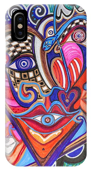 Faces Of Hope IPhone Case