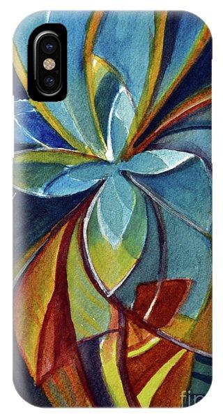 Fractal Flower IPhone Case