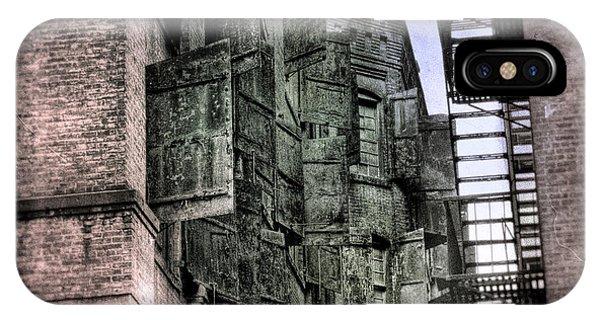 Factory Doors - Dumbo IPhone Case