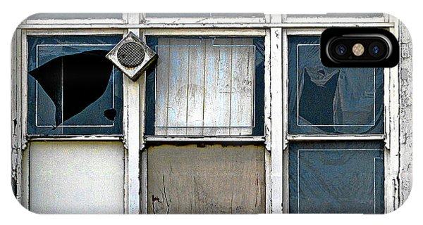 Factory Windows IPhone Case