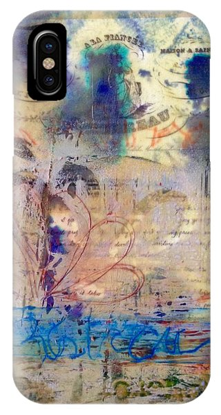 Faded Fantasies 1 IPhone Case