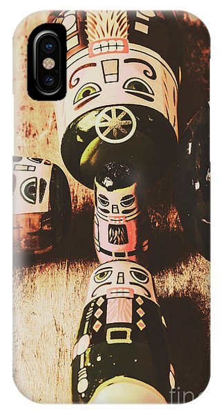 Weathered iPhone Case - Faded Old Toys From A Vintage Past by Jorgo Photography - Wall Art Gallery