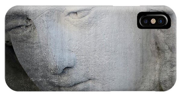 Faded Statue IPhone Case