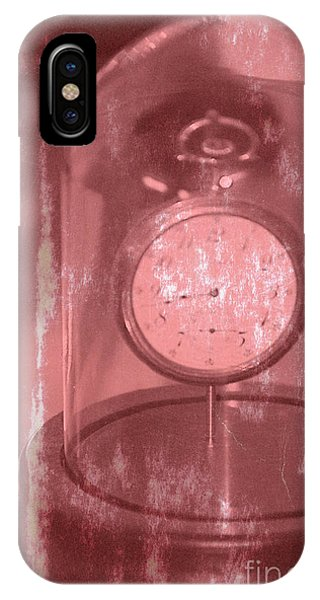 Faded Time IPhone Case