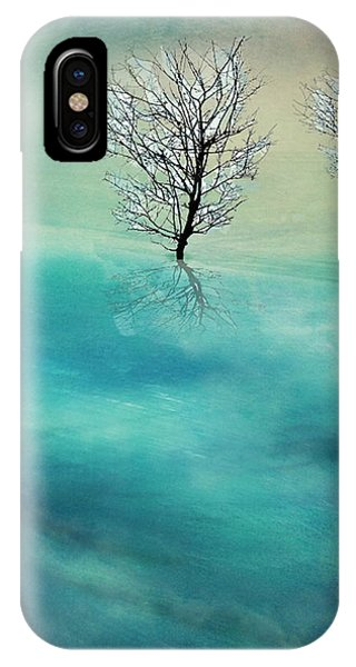 Fading Hills IPhone Case