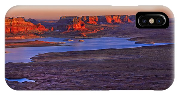 Sandstone iPhone Case - Fading Light by Chad Dutson