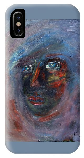 Fading Slowly IPhone Case