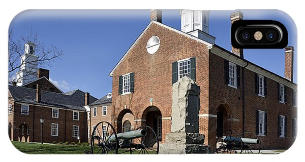 Fairfax Historic Courthouse - Virginia IPhone Case
