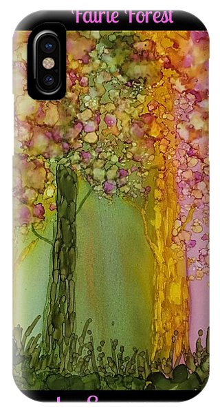 Fairie Forest IPhone Case