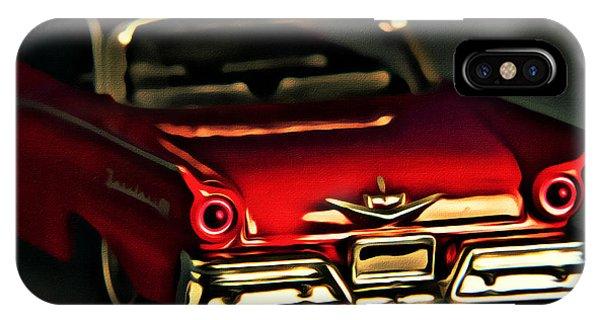 Fairlane 500 IPhone Case