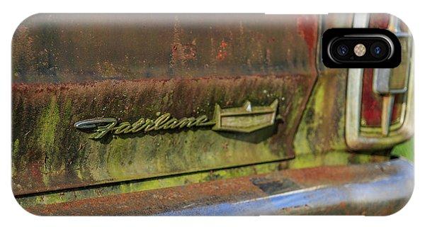 Fairlane Emblem IPhone Case