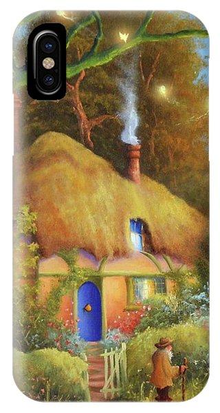 Fairy Cottage IPhone Case
