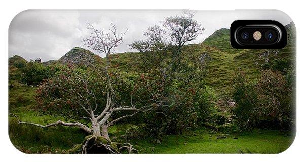 Fairy Glen Scotland IPhone Case