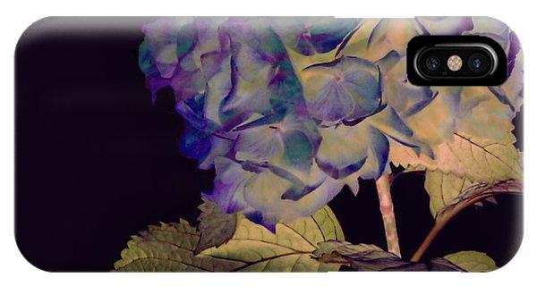 Fairy Hydrangea IPhone Case