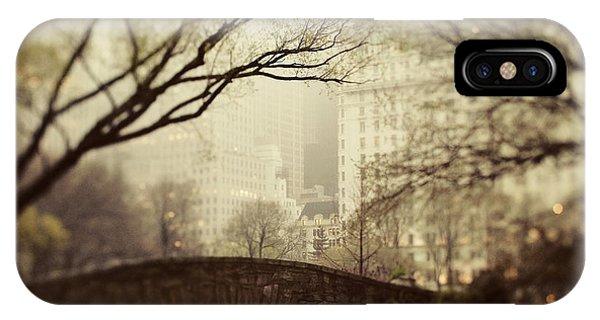 Amazing iPhone Case - Fairy Of New York by Irene Suchocki
